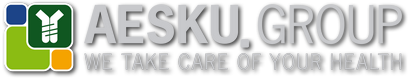 AESKU Group Logo web schatten